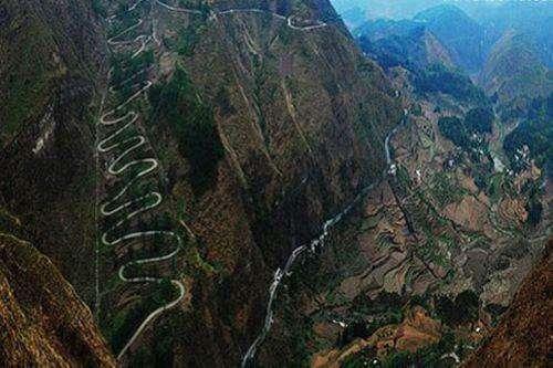 让人心惊胆战中国夺命死亡公路排行榜 哪一条你敢去