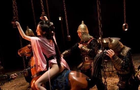 古代女子刑罚骑木马驴 骑木马驴刑罚全过程(令人心悸)