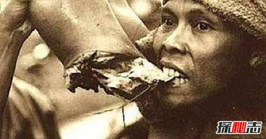 亚马逊食人族是真的吗 揭开食人族的恐怖面纱