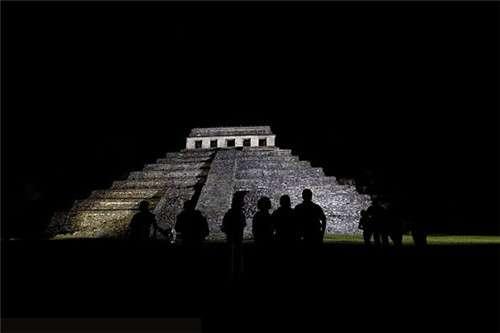墨西哥考古学家发现阴间路 实际是地下水道系统(炒作)