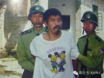 中国十大悍匪排行榜和案件详细资料